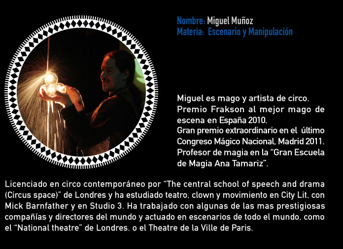 Escuela de magia. Cursos de magia