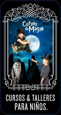 talleres y cursos de magia para niños